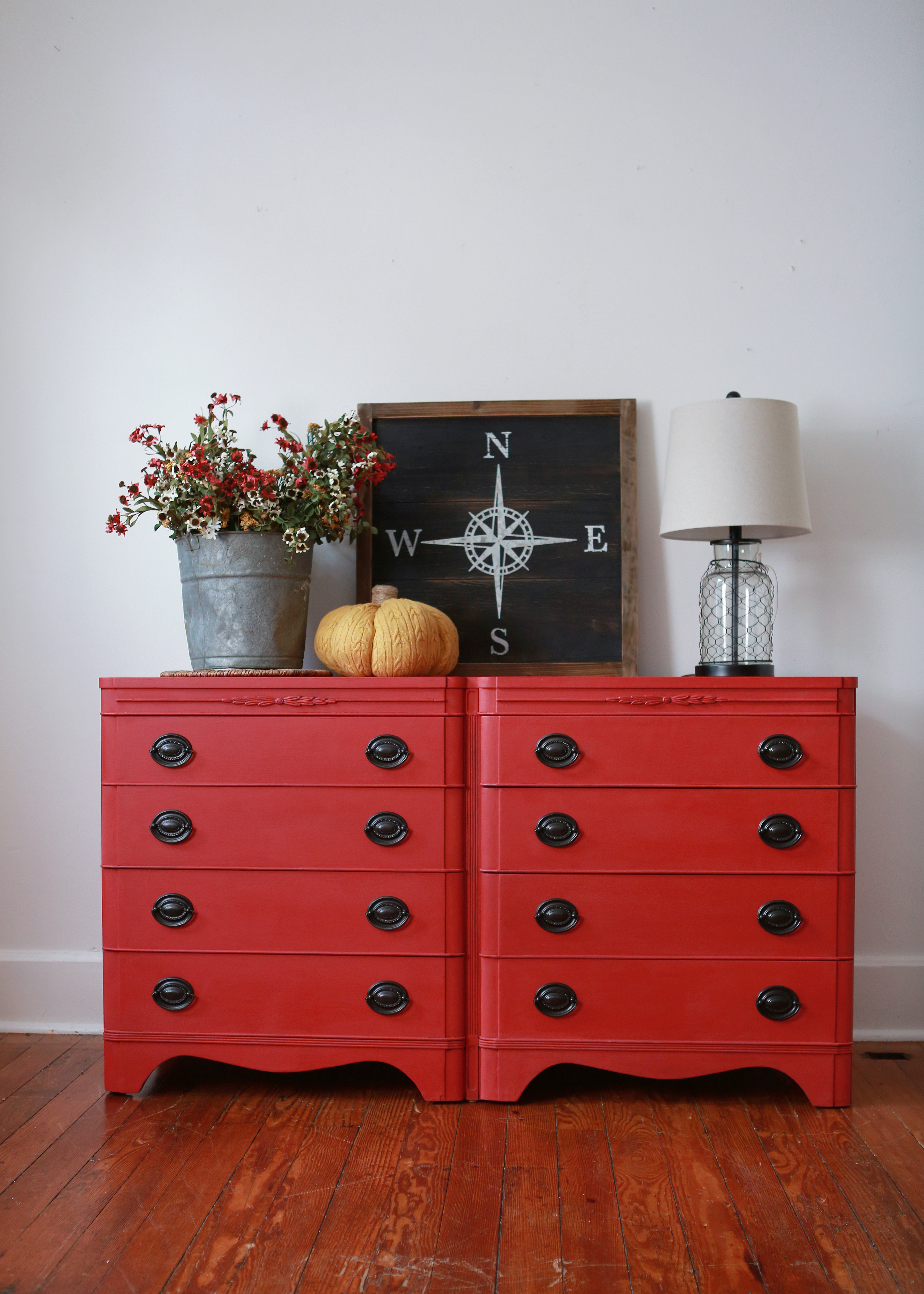 Painted Furniture Emperor S Silk Red